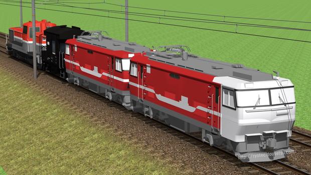 名古屋鉄道 EL120形電気機関車