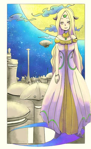 月の国と姫