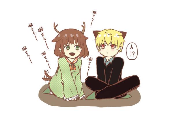 【96猫&鹿乃】