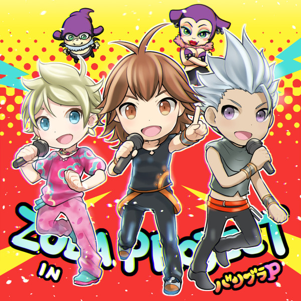 ZOLA PROJECT IN バンブラP