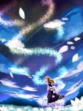 自由な空へ星を