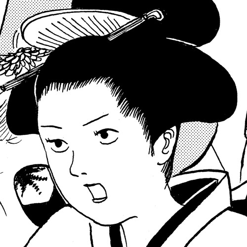 【キス顔争奪】磯部磯兵衛物語~浮世はつらいよ~/お北ちゃん(北斎)