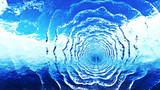 【MMDステージ配布】水のトンネルP3【AL対応スカイドーム】