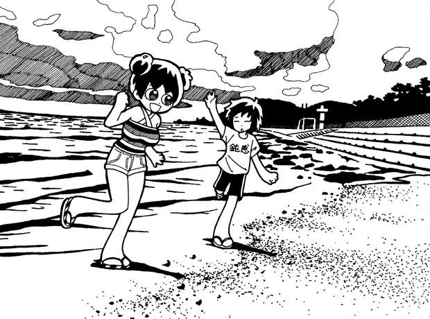 風景シリーズその2:小野浦の海