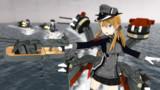 【モデル配布】重巡洋艦 プリンツ・オイゲン Ver1 【MMD艦これ】