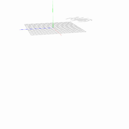 【GIFアニメ】大鎌蜘蛛