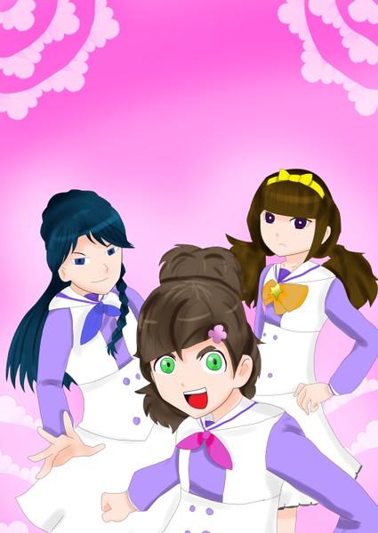 Go!プリンセスプリキュア戦姫WARS