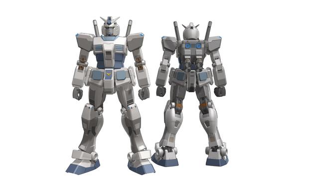 【MMDガンダム】G-3ガンダムver.3.0