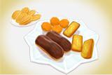フランス菓子セットver1.0