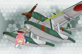【MMD艦これ】瑞雲妖精ver1.0