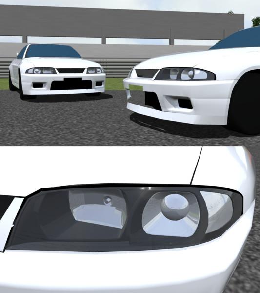 R33製作中2