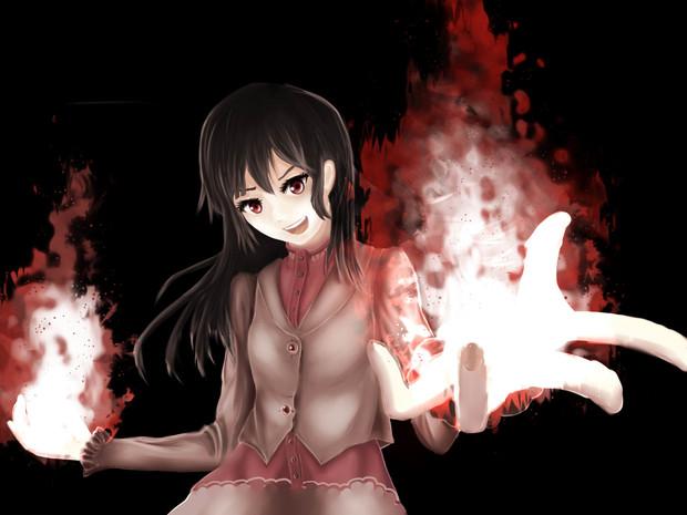 愚蒙な炎魔術師