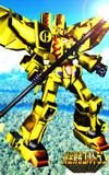 黄金勇者ゴルドラン:MMDロボットアニメセレクション.54