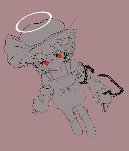 ワンドロ堕天使レミリア