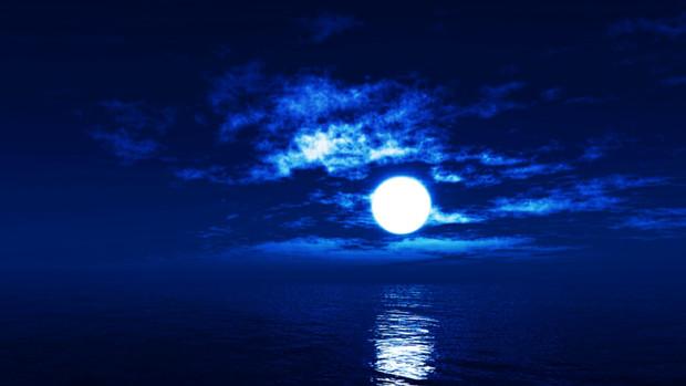 【MMDステージ配布】青く光る夜 R9【スカイドーム】