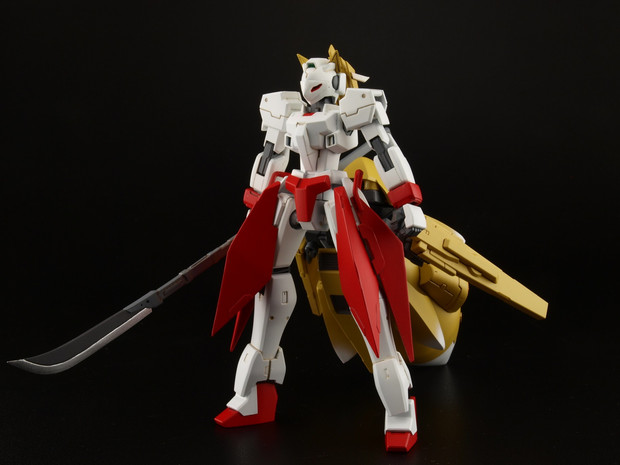 九尾(GNナインテイル)