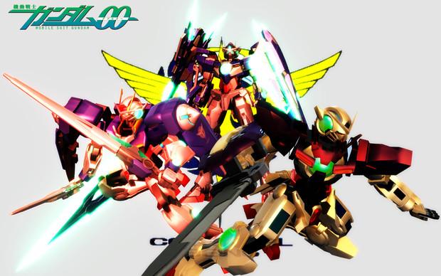 機動戦士ガンダム00:MMDロボットアニメセレクション.67