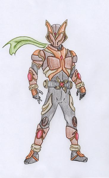 オリジナル/仮面ライダースクイレル
