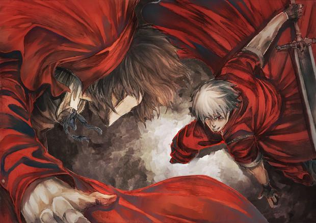 魔王と魔剣士