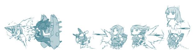 【タウイタウイの魔境】デュラ初風の戦闘スタイル