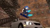 MMD用スケートボード、配布します