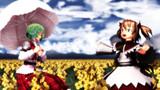 【東方MMD】菜の花畑