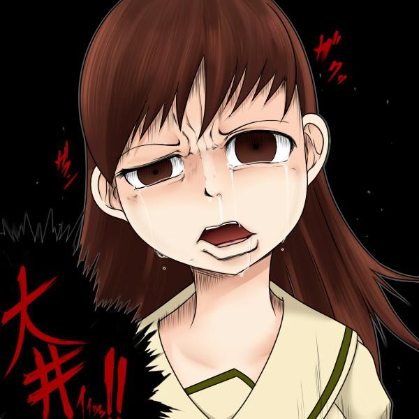 艦これアニメ11話を見てた大井さん