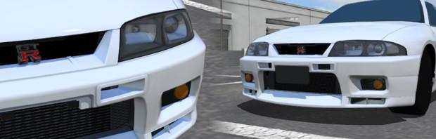 R33製作中3