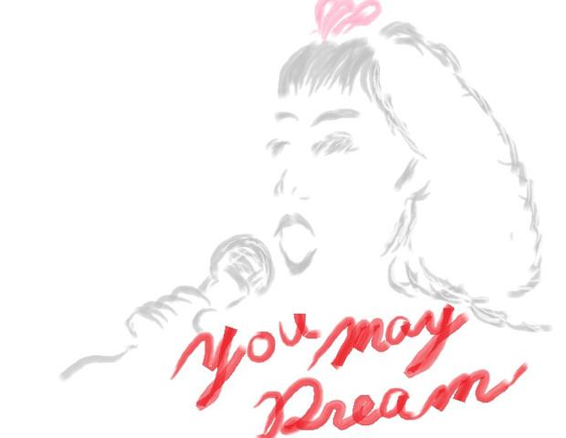 【追悼画】YOU MAY DREAM