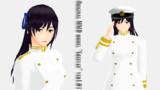 【更新】MMDオリジナルモデル 雫 ver1.01