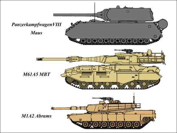 連邦の戦車は化物か!
