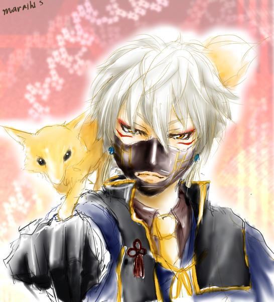 鳴狐・・・・かな?
