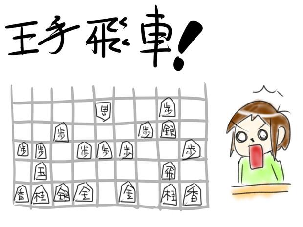 将棋の香歩ちゃん奮闘記 その2