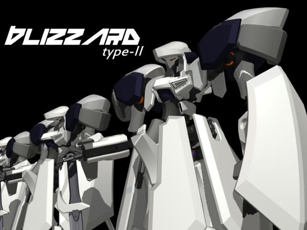 BLIZZARD type-II