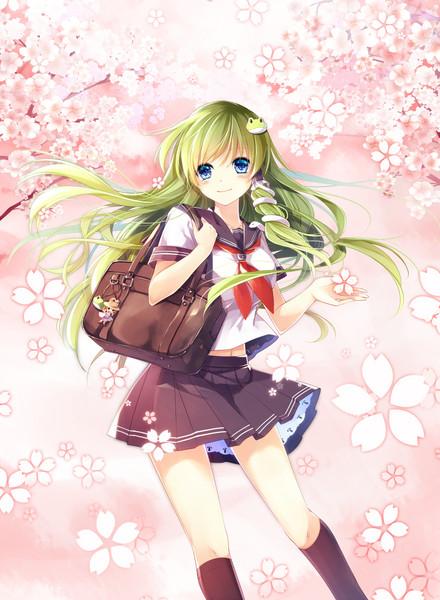 桜咲く4月に…