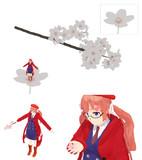 【MMD】桜【アクセサリ配布】