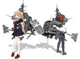 むらさめ型艤装セットv104