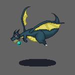 ドット絵 ドラゴン2