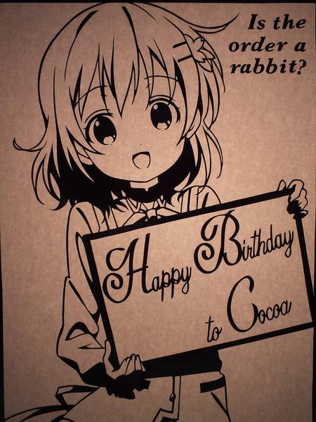 ココア誕生日Ver.