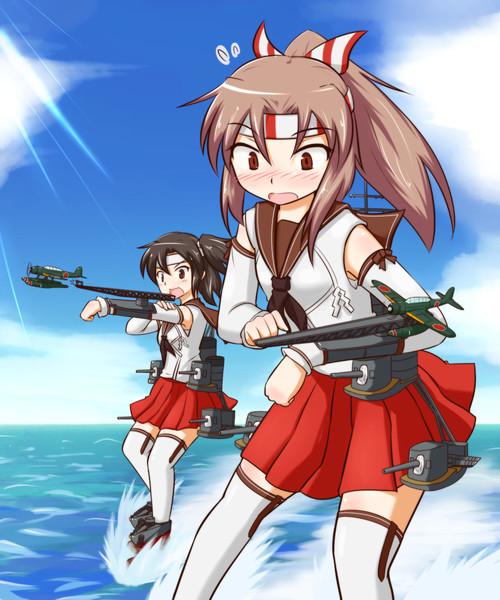 索敵機、発艦始m・・・