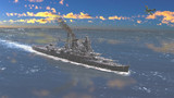 Light Cruiser mogami