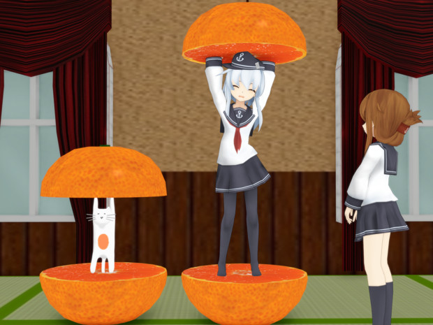 4月14日はオレンジデーなのです