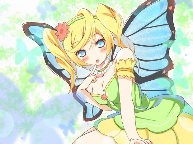 【メルスト】「鳳の悪戯妖精」ショーロ