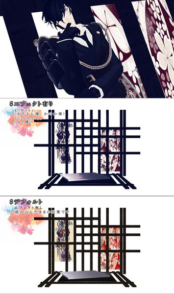【MMDステージ配布】No.002