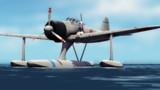 【MMD】二式水上戦闘機【改造配布】