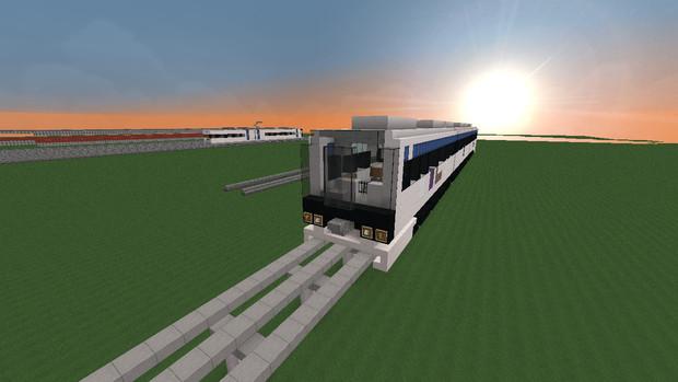 【Minecraft】愛知高速交通100形電車【Linimo】
