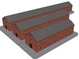 モブ煉瓦倉庫2 配布します。
