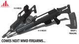 H○K MG36、HK243、MAGP○L PMAG30G提供開始