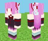 【Minecraft】琴葉茜スキン見本