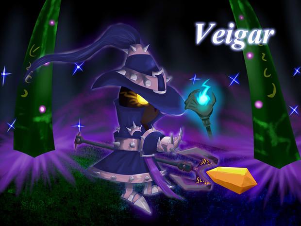 Veigar & Deathfire Grasp